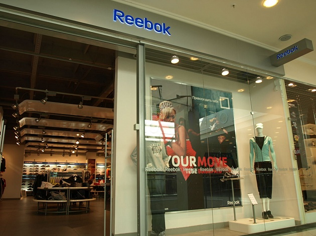 reebok factory outlet
